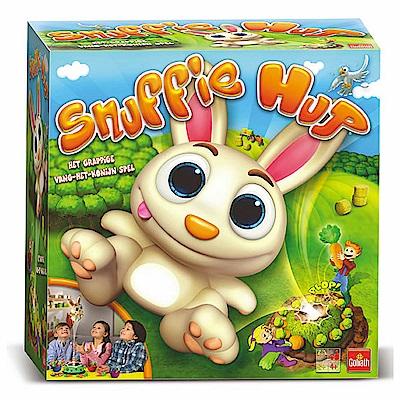 P&P GAMES 桌遊 - 彈跳兔兔窩