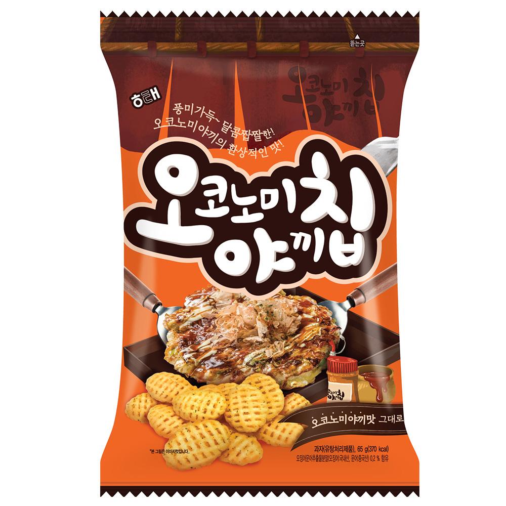 海太 大阪燒餅乾(65g)
