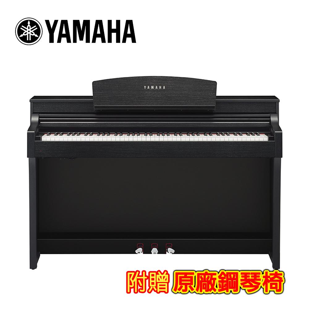 YAMAHA CSP-150B 88鍵標準數位電鋼琴 黑色木紋款 @ Y!購物