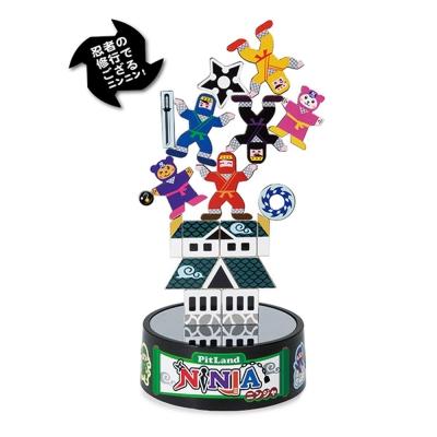 PitLand 日製磁鐵趣味玩具 忍者(5Y+)
