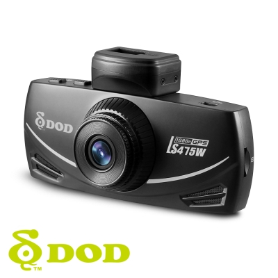 DOD LS475W 1080P GPS行車紀錄器-快
