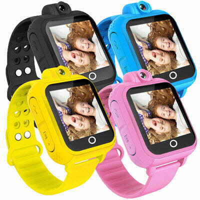 IS愛思 CW-01 PLUS 兒童定位監控智慧手錶