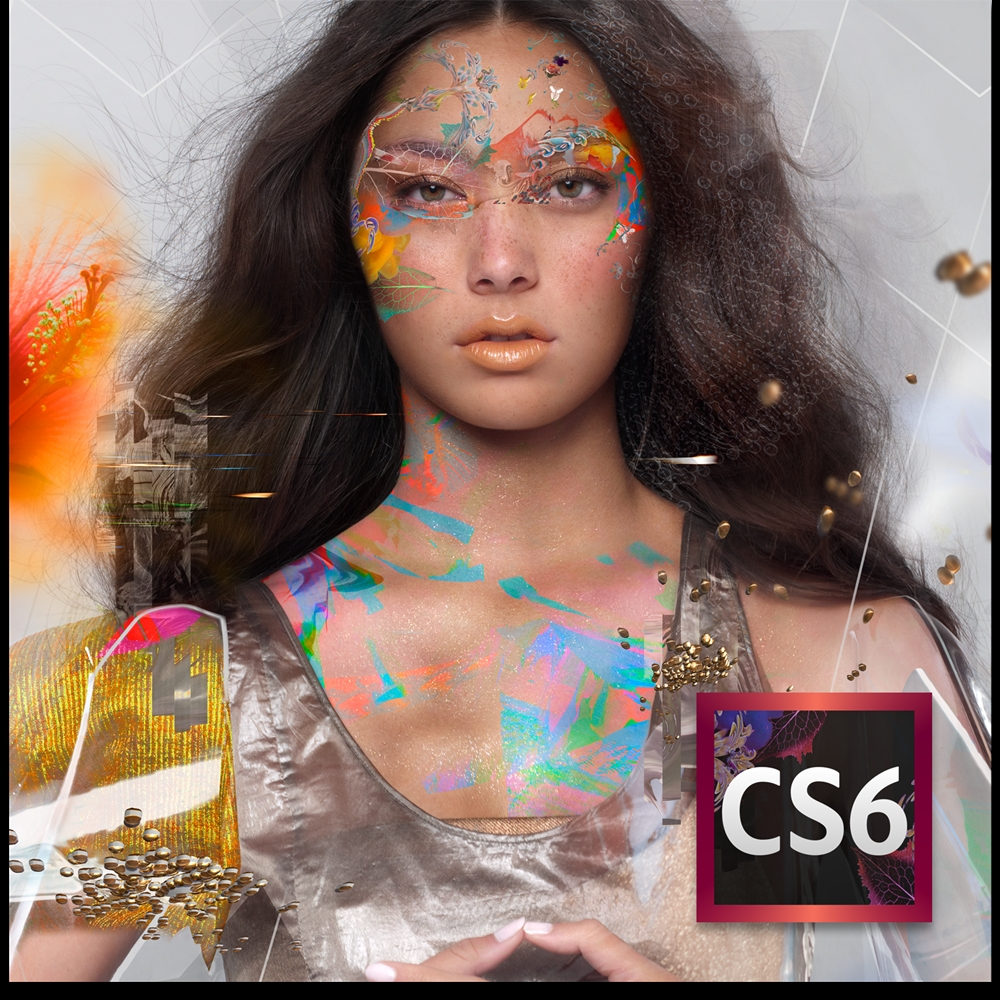 Adobe CS6 Design and Web Premium 盒裝版