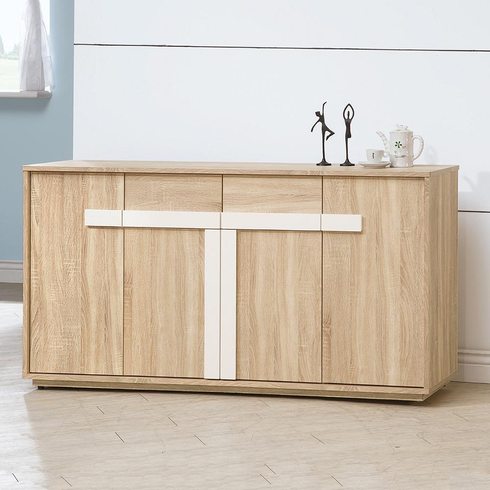 Bernice-納迪亞5.3尺收納餐櫃-159x40x80cm