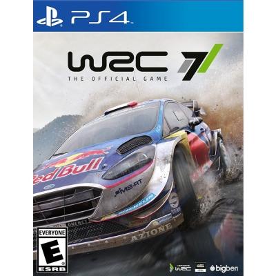 世界越野冠軍賽 7 WRC 7 -PS4 英文美版