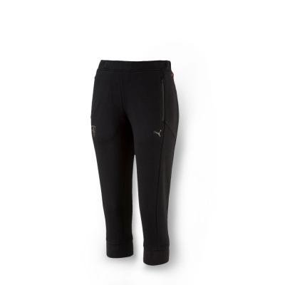 PUMA - 女性 法拉利經典系列棉質7分褲-暗月黑