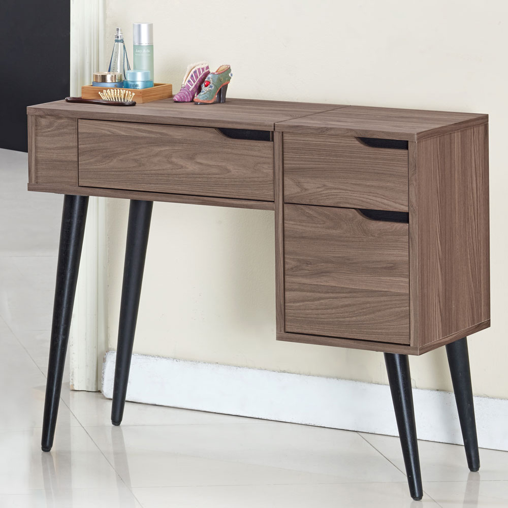 Homelike 克拉化妝桌-90x40x77cm