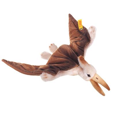 STEIFF德國金耳釦泰迪熊Pteranodon 36cm