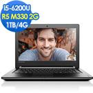 Lenovo IdeaPad Idea300 15吋FHD筆電(i5-6200U/1T