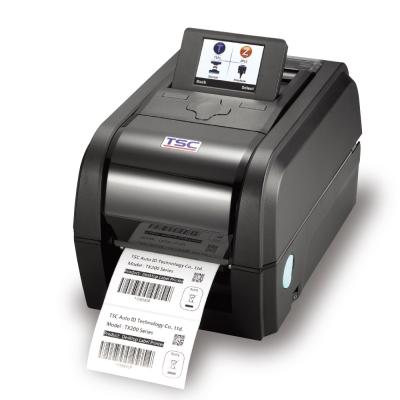 TSC TX600 桌上型 熱感式╱熱轉式 條碼印表機 @ Y!購物