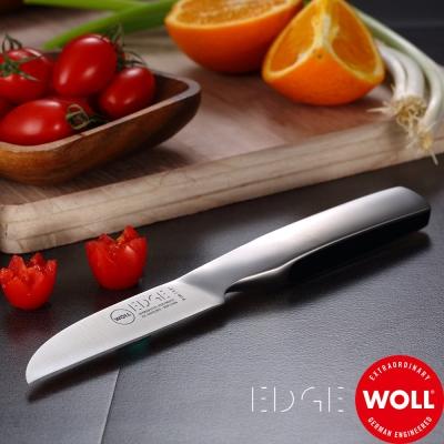 德國WOLL 冰鍛不銹鋼削皮刀9cm