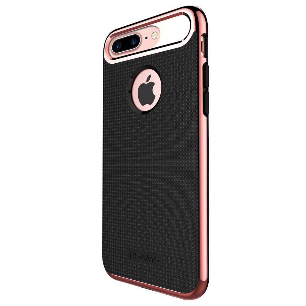 USAMS Apple iPhone 7 Plus 5.5吋 雅致文格手機殼