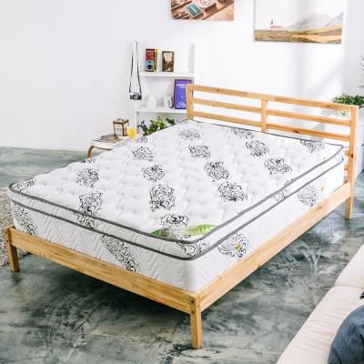 萊諾比-清風戀曲舒柔乳膠三線硬式獨立筒床墊-單人3
