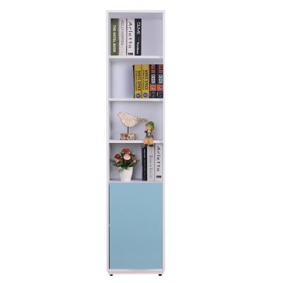 AT HOME-蒂芬妮1.35尺彩色單門書櫃(五色可選)