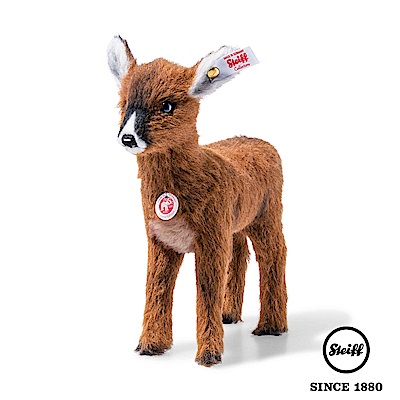 STEIFF德國金耳釦泰迪熊 - 小鹿 Hinda Doe(限量版)