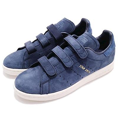 adidas 休閒鞋 Stan Smith CF W 女鞋