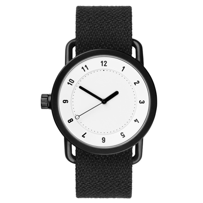 TID Watches No.1 White 白x黑/40mm