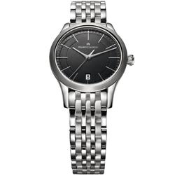 Maurice Lacroix 典雅系列 永恆記憶都會腕錶-黑/33mm