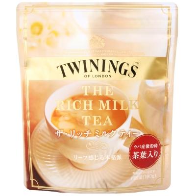 片岡物產 TWININGS奶茶粉(190g)