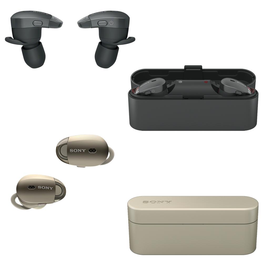 SONY 無線藍牙降噪真無線入耳式耳機 WF-1000X (公司貨)