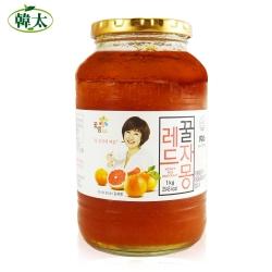 韓太 蜂蜜葡萄柚茶(1KG)