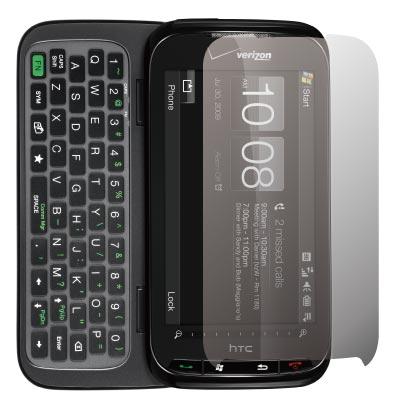ZIYA HTC Touch Pro-2 抗反射(霧面/防指紋)螢幕保護貼 2入