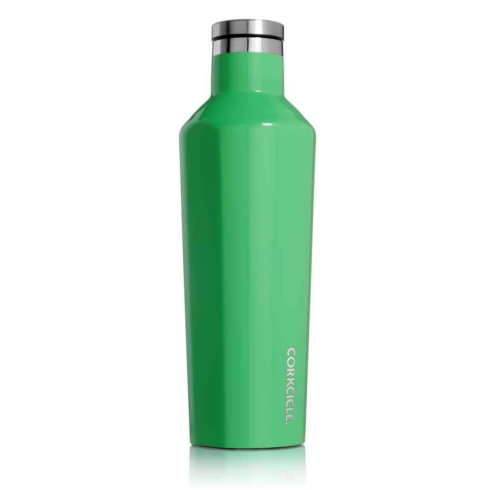 CORKCICLE三層真空易口瓶470ml-加勒比海綠