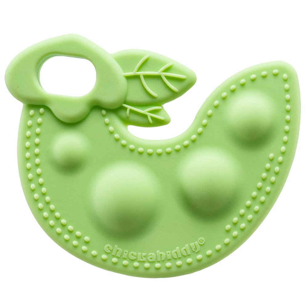奇哥 PUP咬咬豌豆固齒器-綠色