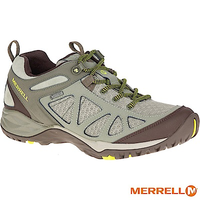 MERRELL SIRENSPORTQ2 GTX 登山女鞋-灰綠(37802)