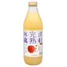 NORA 津輕完熟蘋果汁(1000mlx6罐)