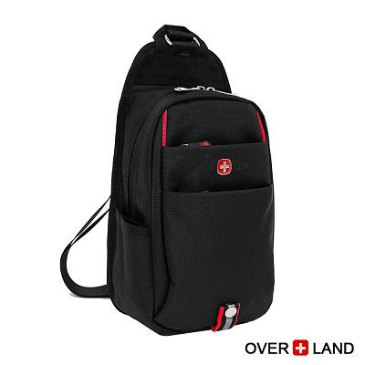 OVERLAND-美式十字軍x兩棲特搜單肩胸口包