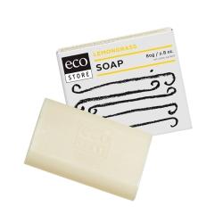 紐西蘭ecostore 純淨香皂-檸檬草 80g