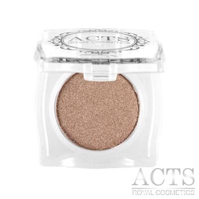 ACTS維詩彩妝 璀璨珠光眼影 璀璨焙茶褐C720