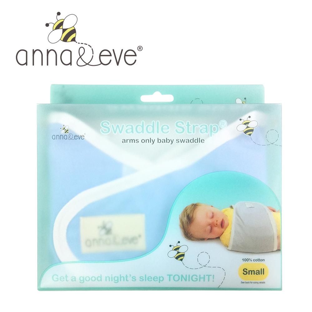 美國 Anna&Eve 嬰兒舒眠包巾 / 防驚跳早產兒肚兜 ( S號/3色可選) product image 1