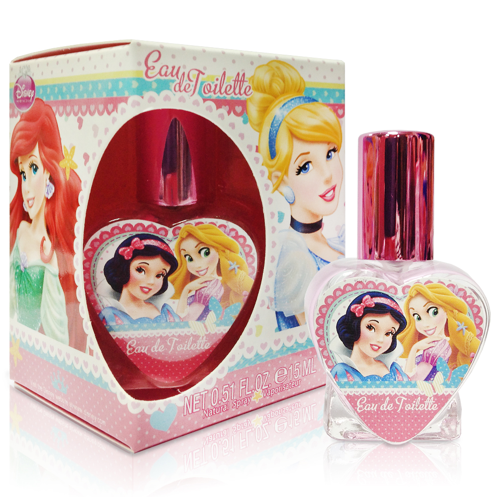 Disney 迪士尼 Princess 童話公主嘉年華淡香水 15ml
