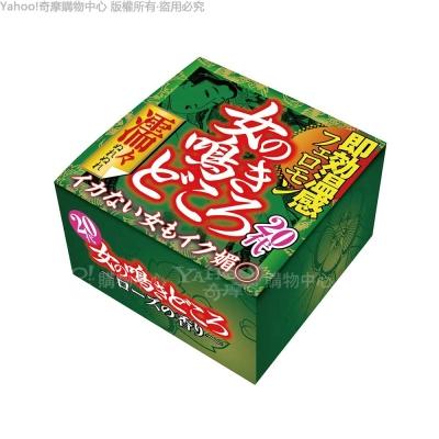 日本NPG 女之鳴 20路女孩 20歲女孩專用 微香即效溫感情趣提升膏10G(快速到貨)