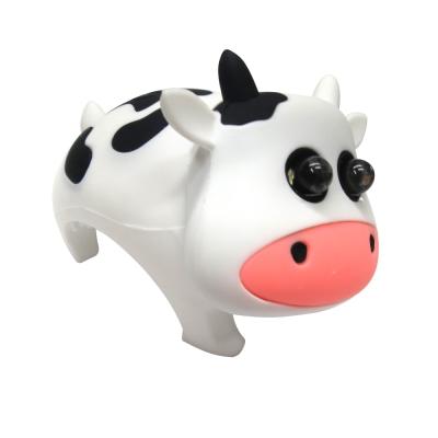 ZOONIMAL 可愛動物LED單車用前燈 呆乳牛