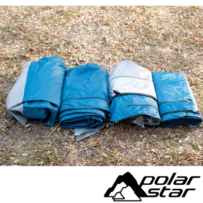 PolarStar排風遮陽帳邊布-藍P177021