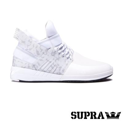 SUPRA Skytop V系列男鞋-白