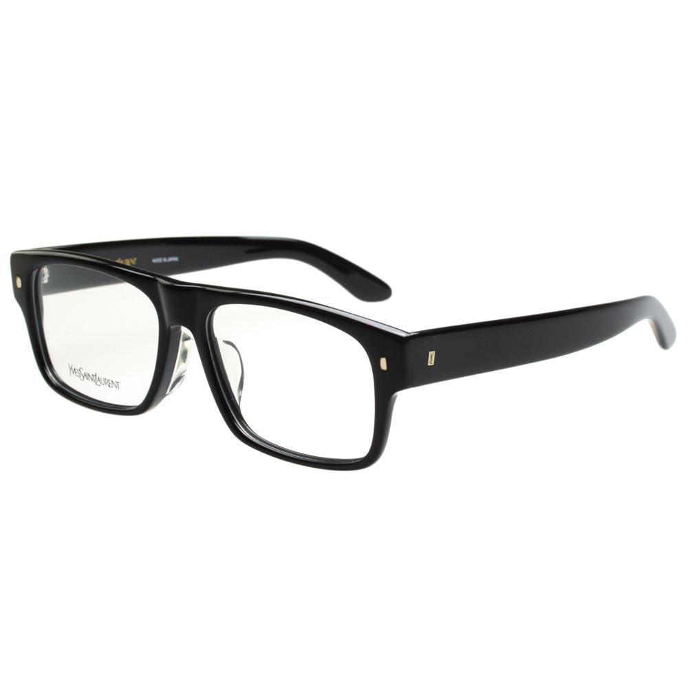 YSL 時尚光學眼鏡(黑色)
