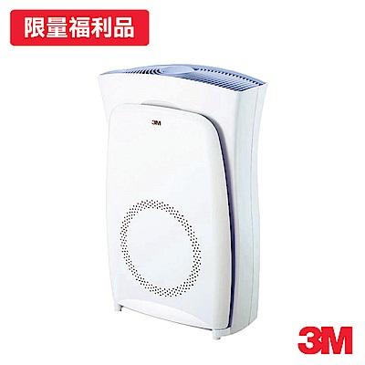 【福利品】3M淨呼吸超濾淨型大坪數專用空氣清淨機(適用8~19坪)
