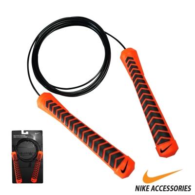 NIKE  速度訓練跳繩 (黑/橘)