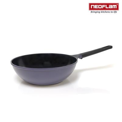 韓國NEOFLAM Mitra系列 30cm陶瓷不沾炒鍋