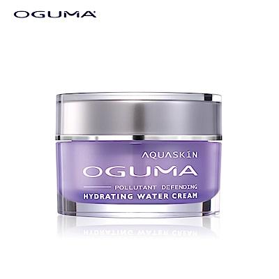 OGUMA水美媒 水養肌保濕水活霜(清爽型)30ml x1瓶