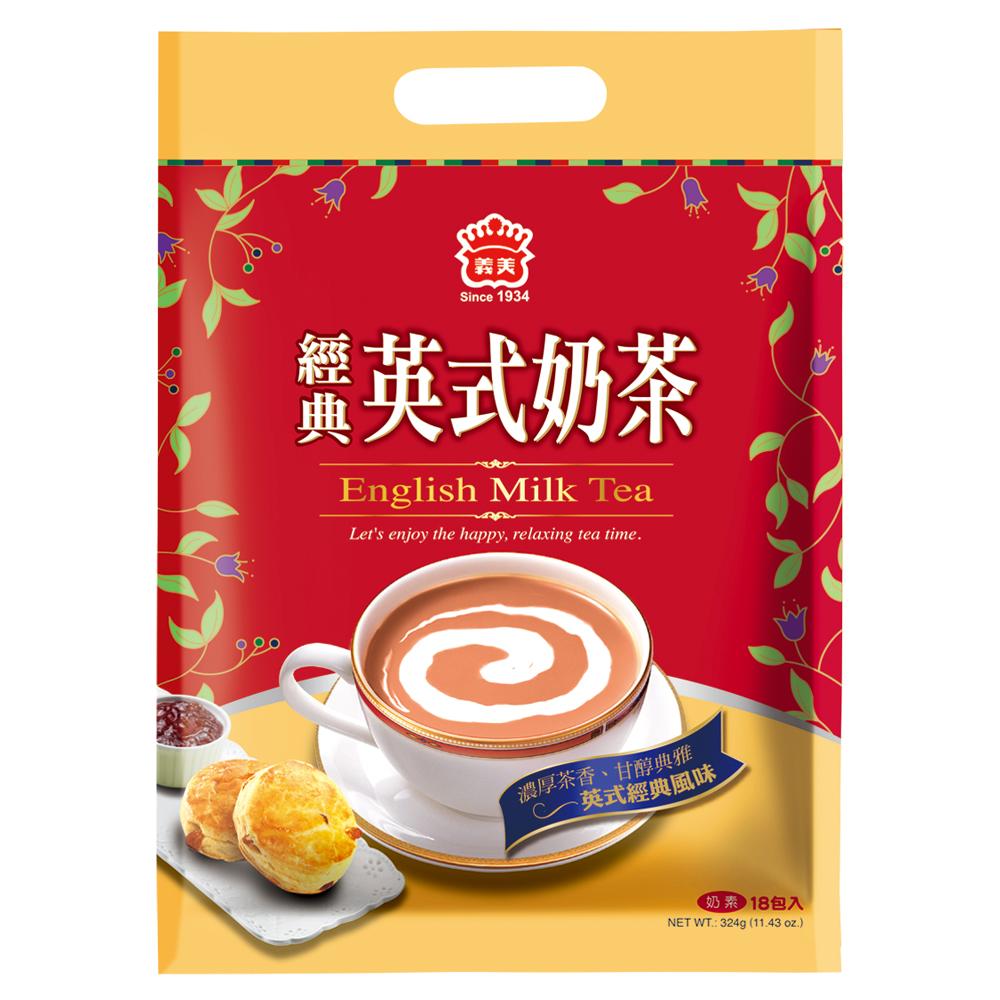義美 經典英式奶茶(18gx18包)