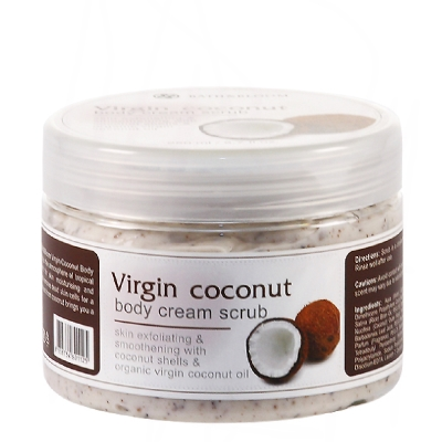 Bath & Bloom 冷萃椰油美體角質代謝霜 250ml