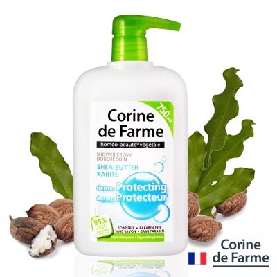 法國黎之芙乳木果油保濕護膚沐浴乳750ml