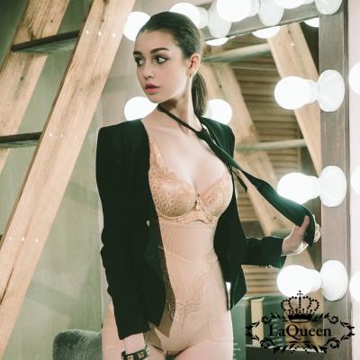 塑褲-完美曲線S型高腰塑褲-膚-La-Queen