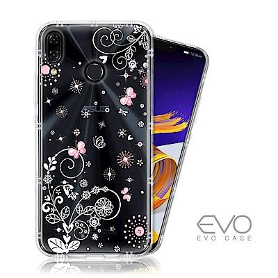 EVO CASE ASUS ZenFone 5 2018 奧地利水鑽殼 - 清新...
