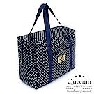 DF Queenin - 居家旅行收納專屬提袋中款-共4色